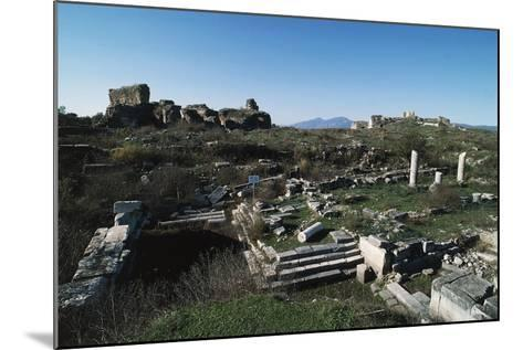 Bouleuterion in Miletus, Turkey, Hellenistic Civilization, 2nd-1st Century BC--Mounted Giclee Print