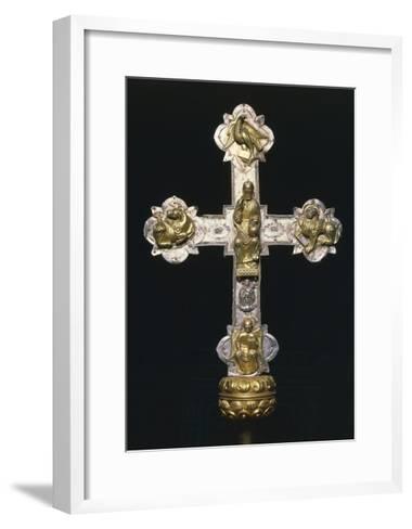 Processional Cross--Framed Art Print