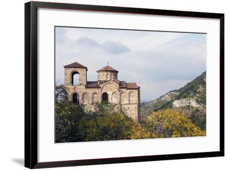 Fortress Church in Mountain Area, Asenovgrad, Rhodope Mountains, Bulgaria--Framed Art Print