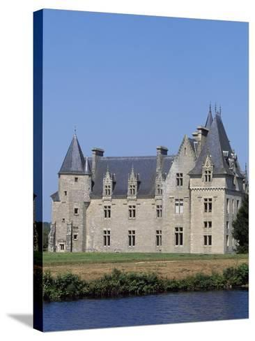 Chateau De Beaumanoir, Le Leslay, Brittany, France, 15th-18th Century--Stretched Canvas Print