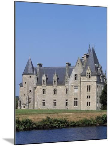 Chateau De Beaumanoir, Le Leslay, Brittany, France, 15th-18th Century--Mounted Giclee Print