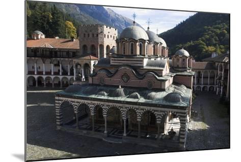 Church of Nativity of the Virgin, Rila Monastery, Sofia, Bulgaria--Mounted Giclee Print
