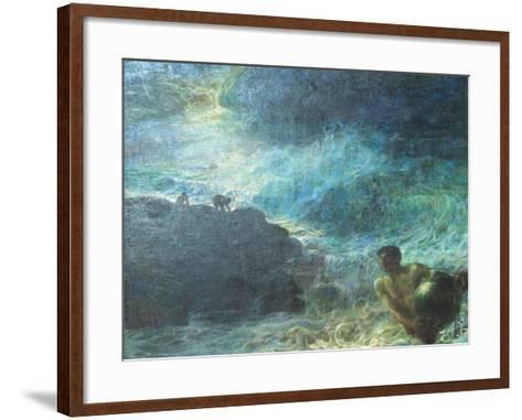 I Tesori Del Mare, 1901--Framed Art Print
