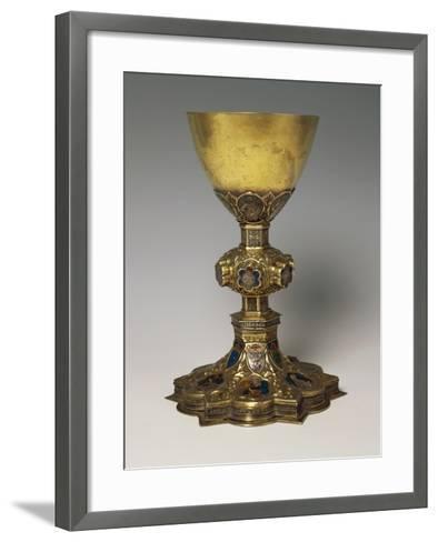 Mass Chalice--Framed Art Print
