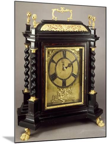 Roman Pendulum Clock, Italy--Mounted Giclee Print