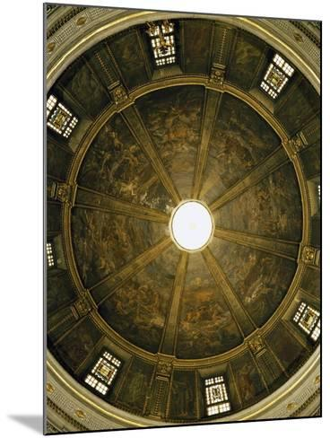 Central Vault of Church of St Sebastian--Mounted Giclee Print