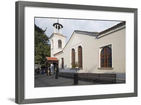 View of Church of St George, Sozopol, Bulgaria--Framed Art Print