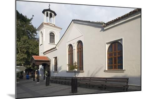View of Church of St George, Sozopol, Bulgaria--Mounted Giclee Print