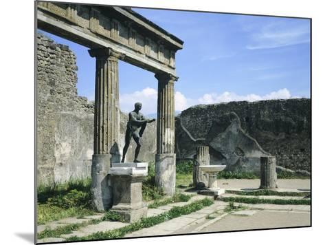 Temple of Apollo--Mounted Giclee Print