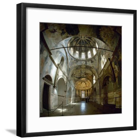 Church of the Holy Saviour in Chora, Parecclesion, Istanbul--Framed Art Print