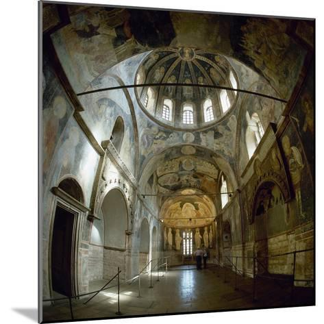 Church of the Holy Saviour in Chora, Parecclesion, Istanbul--Mounted Giclee Print