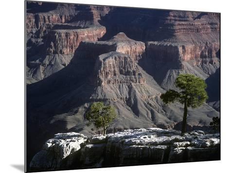 USA, Arizona, Grand Canyon National Park, South Rim, Grand Canyon--Mounted Giclee Print
