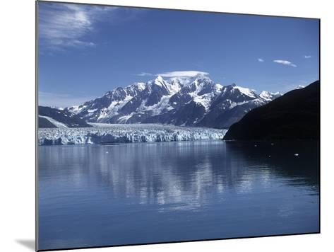 USA, Alaska, Glacier Bay National Park and Preserve, Glacier--Mounted Giclee Print