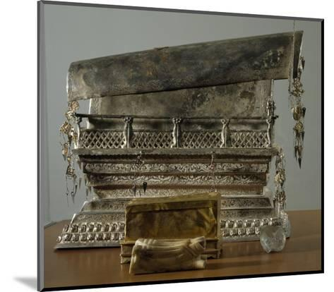 Silver Reliquary, China, Sung Dynasty, 10th-13th Century--Mounted Giclee Print