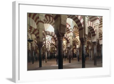 Spain, Andalusia, Cordoba, Historic Centre, Great Mosque or Mezquita--Framed Art Print