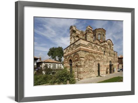Bulgaria, Nesebar, Church of Christ Pantocrator--Framed Art Print