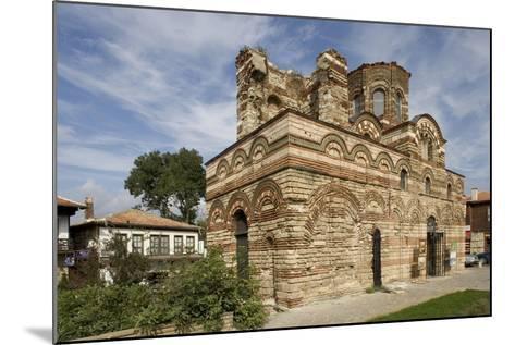Bulgaria, Nesebar, Church of Christ Pantocrator--Mounted Giclee Print