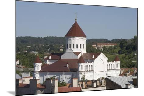 Lithuania, Vilnius, Old Town, Orthodox Church of Assumption--Mounted Giclee Print
