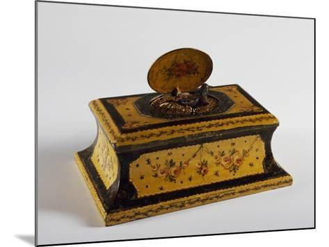 Music Box with Bird, 1880--Mounted Giclee Print