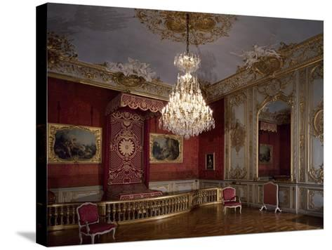 Princess' Room in the Palace of Soubise, Paris, France--Stretched Canvas Print