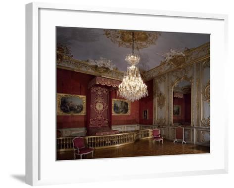 Princess' Room in the Palace of Soubise, Paris, France--Framed Art Print