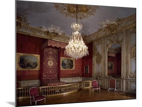 Princess' Room in the Palace of Soubise, Paris, France--Mounted Giclee Print