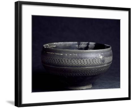 Thin Wall Bowl, 1st-2nd Century--Framed Art Print