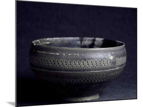 Thin Wall Bowl, 1st-2nd Century--Mounted Giclee Print