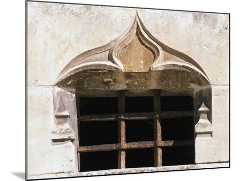 Architectural Detail from Chateau De Clerans, Saint-Leon-Sur-Vezere, Aquitaine, France--Mounted Giclee Print