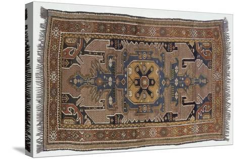 Rugs and Carpets: Azerbaijan - Gumul Carpet--Stretched Canvas Print