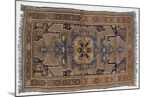 Rugs and Carpets: Azerbaijan - Gumul Carpet--Mounted Giclee Print