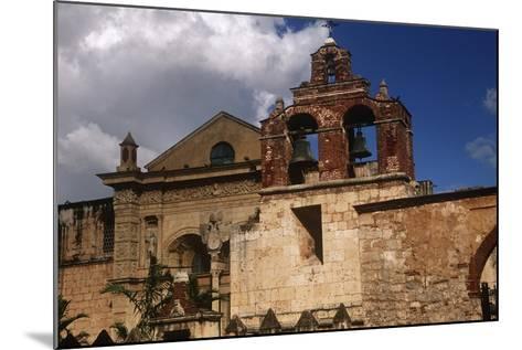 Dominican Republic, Santo Domingo, Cathedral of Santa Mar?a La Menor--Mounted Giclee Print