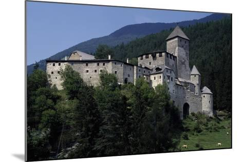 Taufers or Tures Castle, Near Taufers, Tures Valley, Trentino-Alto Adige, Italy, 13th-16th Century--Mounted Giclee Print