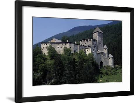 Taufers or Tures Castle, Near Taufers, Tures Valley, Trentino-Alto Adige, Italy, 13th-16th Century--Framed Art Print
