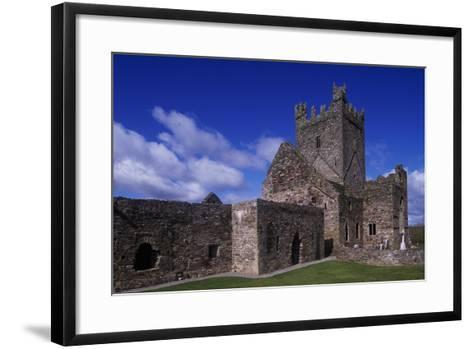 Jerpoint Abbey, Dating Back to 1158, County Kilkenny, Ireland--Framed Art Print