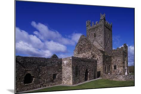 Jerpoint Abbey, Dating Back to 1158, County Kilkenny, Ireland--Mounted Giclee Print