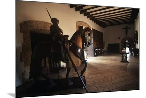 Dominican Republic, Santo Domingo, Alcazar De Colon, Interior--Mounted Giclee Print