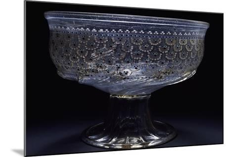 Glass Bowl, Murano, Venice, Italy, 16th Century--Mounted Giclee Print
