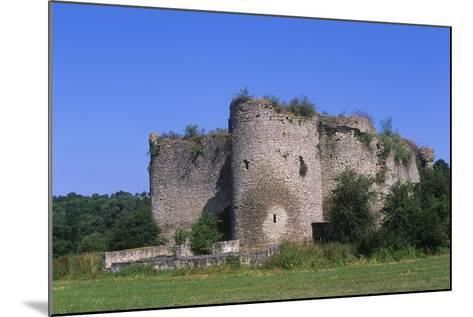 France, Lorraine, 13th Century Geroldseck Fortress--Mounted Giclee Print