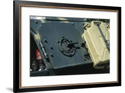 Armored Car AB43, 1944--Framed Art Print