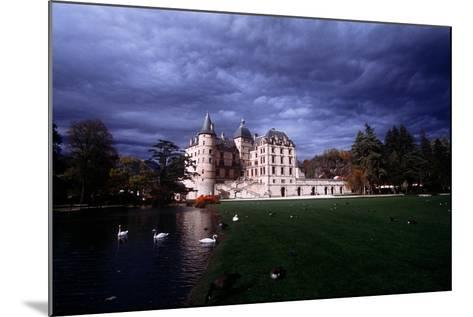 France, Rh?ne-Alpes, Vizille Castle, Built by Duke of Lesdigui?res in 17th Century--Mounted Giclee Print