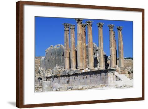 Corinthian Columns of Temple of Artemis, 150-170--Framed Art Print