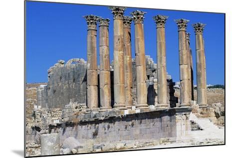 Corinthian Columns of Temple of Artemis, 150-170--Mounted Giclee Print