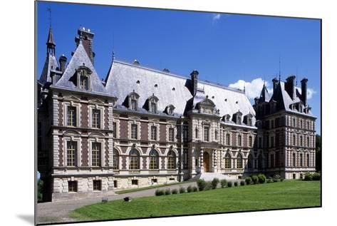 Chateau De Villersexel, Franche-Comte, France--Mounted Giclee Print