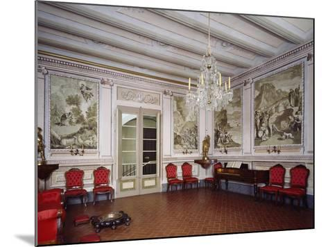 Ballroom, Romantic Museum, Sitges, Spain--Mounted Giclee Print