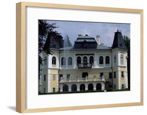 Betliar Manor House, Kosice, Slovakia--Framed Art Print