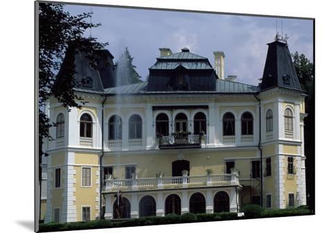 Betliar Manor House, Kosice, Slovakia--Mounted Giclee Print
