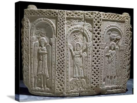 Lectern from Elmali, Turkey, Early Christian Period--Stretched Canvas Print