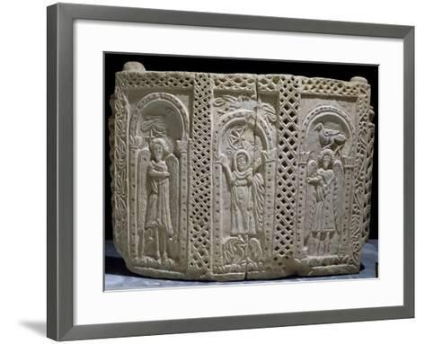Lectern from Elmali, Turkey, Early Christian Period--Framed Art Print