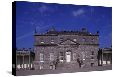 Russborough House, 1741--Stretched Canvas Print